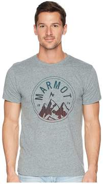 Marmot Short Sleeve Perimeter Tee Men's T Shirt