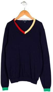 Brooks Brothers Boys' Knit Sweater