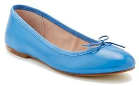 Bloch Girls' Prima Leather Ballet Flat.