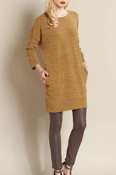Clara Sunwoo Pocket Sweater Tunic