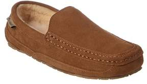 BearPaw Men's Peeta Suede Slipper.