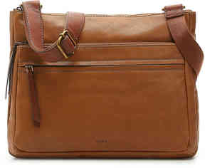 Fossil Women's Corey Large Leather Crossbody Bag