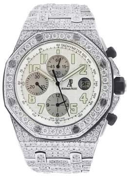 Audemars Piguet Royal Oak Offshore Chronograph with Diamonds