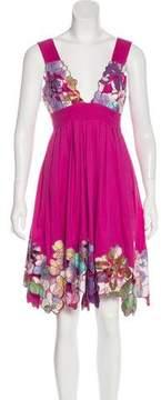 Catherine Malandrino Sleeveless Knee-Length Dress w/ Tags