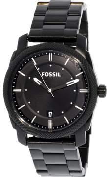 Fossil Men's FS4775 Machine Stainless Steel Watch, 42mm