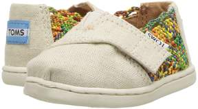 Toms Kids Alpargata Girl's Shoes