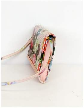 Ted Baker Pink Floral Crossbody