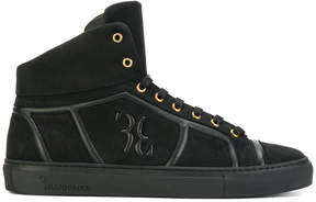 Billionaire Robby high top sneakers