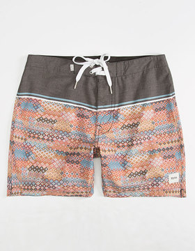 rhythm Loom Trunk Mens Boardshorts