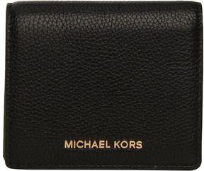 MICHAEL Michael Kors Mercer Carryall Card Case Black - BLACK - STYLE