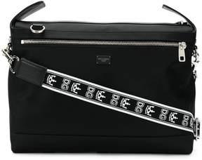 Dolce & Gabbana branded strap messenger bag