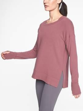 Athleta Coaster Luxe Sweatshirt
