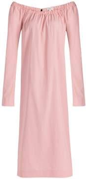 Isa Arfen La Femme Off Shoulder Dress