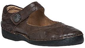 Propet Leather Mary Janes - Blythe