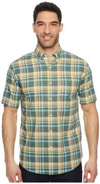 Pendleton S/S Seaside Button Down Shirt Men's Short Sleeve Button Up