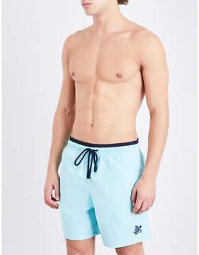 Vilebrequin Moka two-tone swim shorts