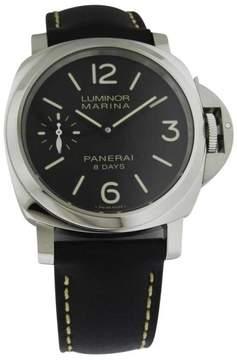 Panerai Luminor Marina PAM00510 Stainless Steel 44mm Mens Watch