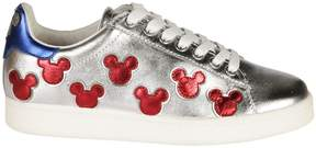 Moa Contrast Sneakers