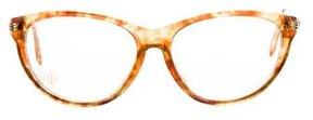 Cartier Jaspe Round Eyeglasses