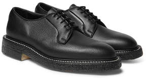 Tricker's Robert Pebble-Grain Leather Derby Shoes