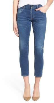 Citizens of Humanity 'Elsa' Crop Slim Jeans