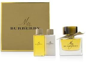 Burberry My Coffret: Eau De Parfum Spray 90ml/3oz + Body Lotion 75ml/2.6oz + Bathing Gel Gel 75ml/2.6oz