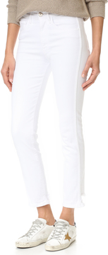 3x1 Straight Authentic Crop Jeans