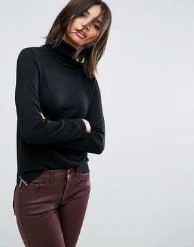 Esprit Light Knit Turtleneck Sweater