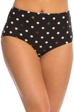 Coco Rave Swimwear Cosmic Match Hailey High Waisted Bikini Bottom 8140161