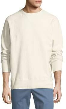 Rag & Bone Men's Racer Elbow-Patch Sweatshirt