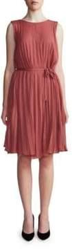 DAY Birger et Mikkelsen Hours Sleeveless Pleated Dress