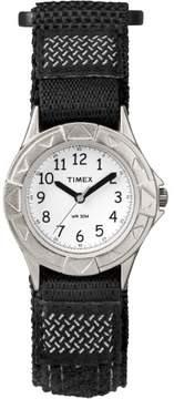 Timex Boys My First Outdoor Black Watch, Fast Wrap Strap