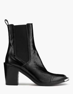 Belstaff Aviland Heeled Chelsea Boots Black