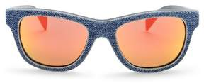 Diesel 52mm Square Sunglasses
