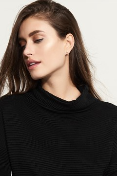 Dynamite Cowl Neck Sweater