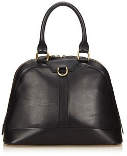 Burberry Pre-owned: Leather Handbag. - BLACK - STYLE
