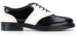 Tod's two-tone brogues
