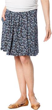 Design History Under-Belly Printed Skirt