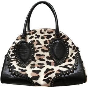 Alaia Pony-style calfskin handbag