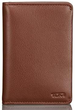Tumi Leather Card Case