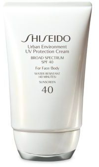 Shiseido Urban Environment UV Protection Cream SPF 40/1.9 oz.