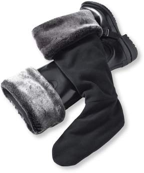L.L. Bean L.L.Bean Wellie Warmers, Faux Fur Tall