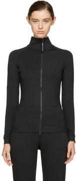 adidas by Stella McCartney Black The Midlayer Track Top