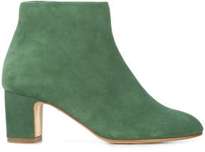 Rupert Sanderson zipped ankle boots