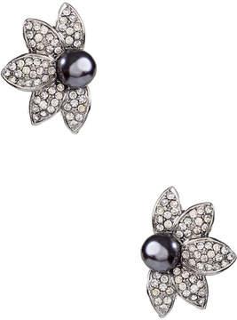 Amrita Singh Women's Pippa Faux Pearl-Accented Stud Earrings