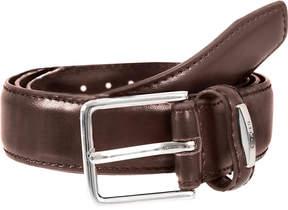 Dents Lined belt