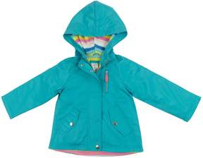 Carter's Girls 4-8 Midweight Fleece Lined Windbreaker