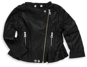 Urban Republic Little Girl's Moto Jacket