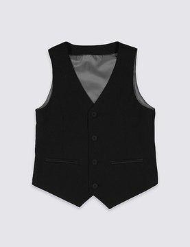 Marks and Spencer Tuxedo Waistcoat (3-14 Years)