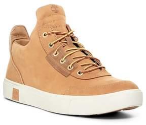 Timberland Amherst Nubuck High Top Chukka Sneaker